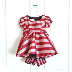 NWOT Little Loaves & Fish Dress with Bloomers